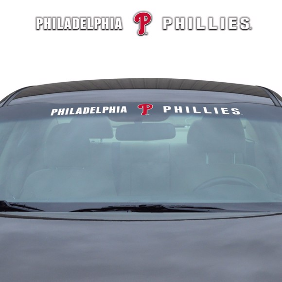 Picture of MLB - Philadelphia Phillies Windshield Decal