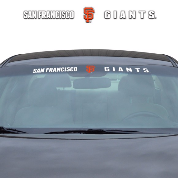 Picture of MLB - San Francisco Giants Windshield Decal