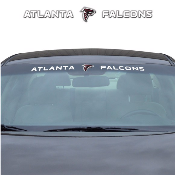Picture of NFL - Atlanta Falcons Windshield Decal