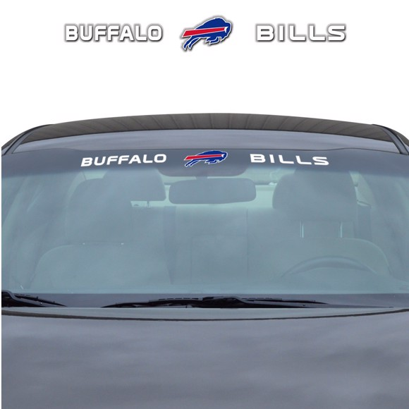 Picture of NFL - Buffalo Bills Windshield Decal
