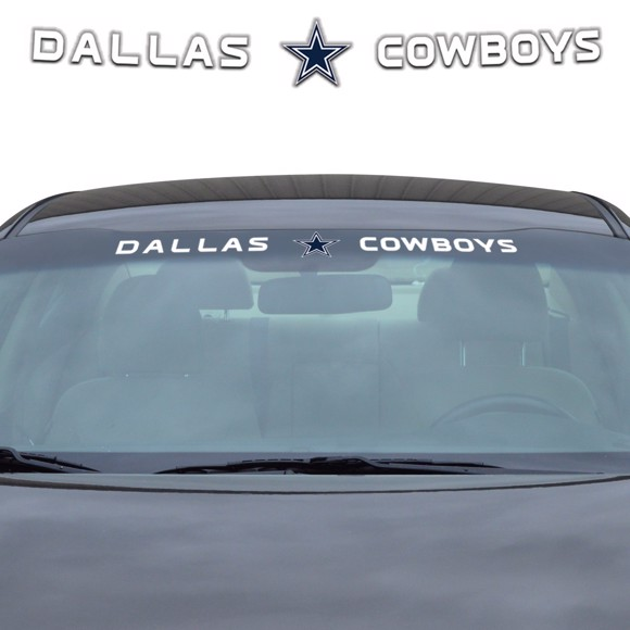 Picture of NFL - Dallas Cowboys Windshield Decal