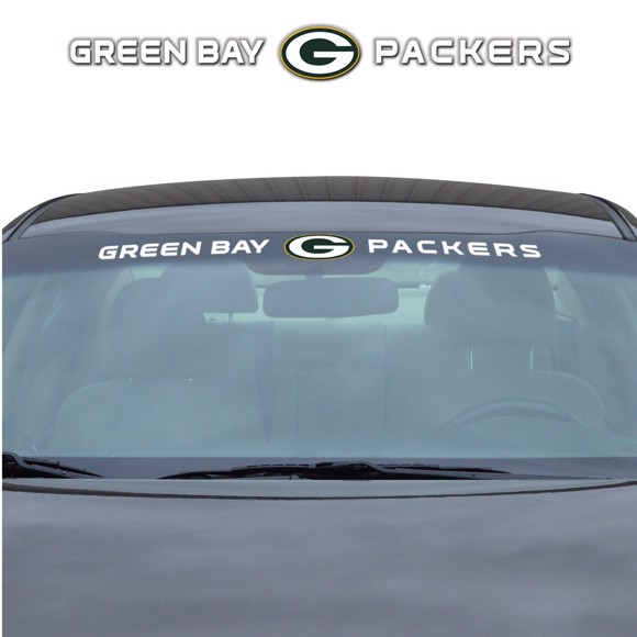 Picture of NFL - Green Bay Packers Windshield Decal