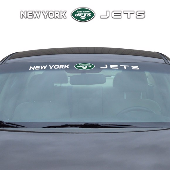 Picture of NFL - New York Jets Windshield Decal