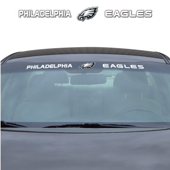 Picture of NFL - Philadelphia Eagles Windshield Decal