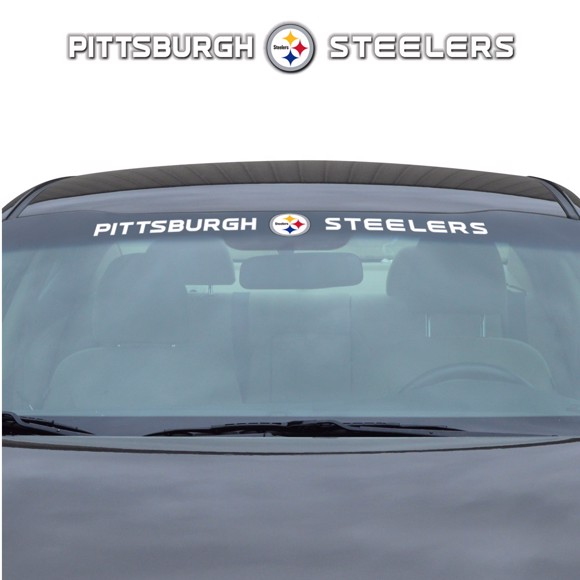 Picture of NFL - Pittsburgh Steelers Windshield Decal