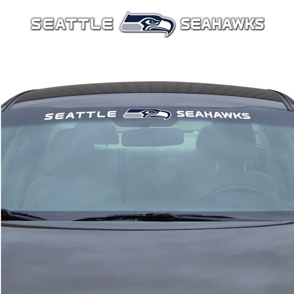 Picture of NFL - Seattle Seahawks Windshield Decal