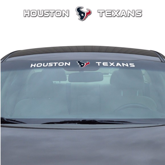 Picture of NFL - Houston Texans Windshield Decal