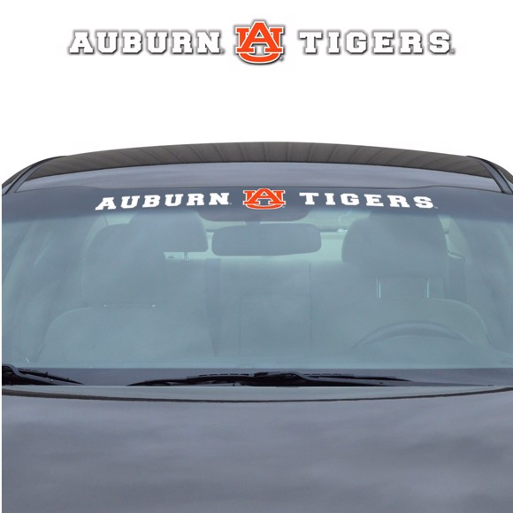 Picture of Auburn Windshield Decal