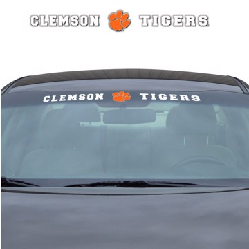 Picture of Clemson Windshield Decal