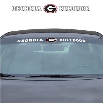 Picture of Georgia Windshield Decal