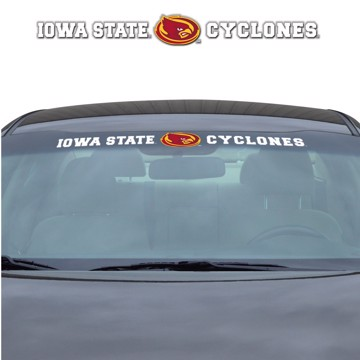Picture of Iowa State Windshield Decal