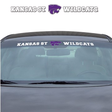 Picture of Kansas State Windshield Decal