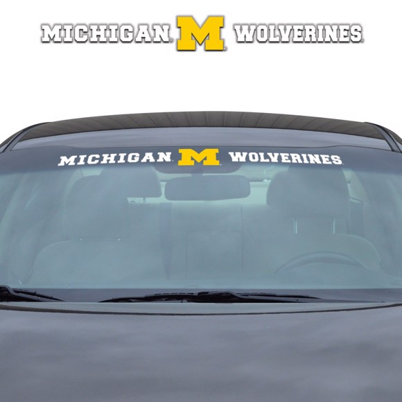 Picture of Michigan Windshield Decal