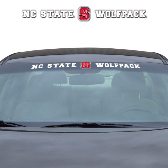 Picture of NC State Windshield Decal