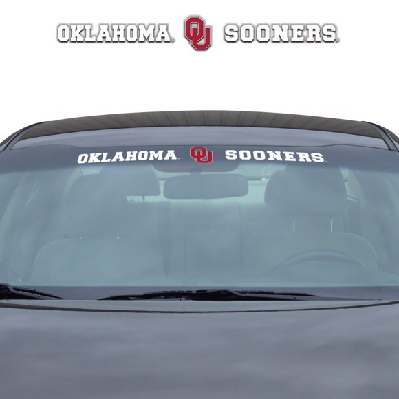 Picture of Oklahoma Windshield Decal