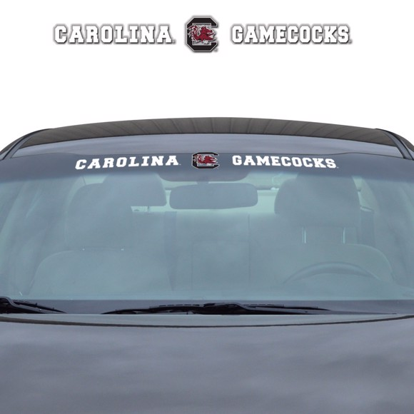 Picture of South Carolina Windshield Decal