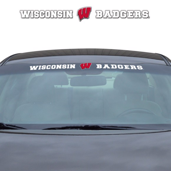 Picture of Wisconsin Windshield Decal