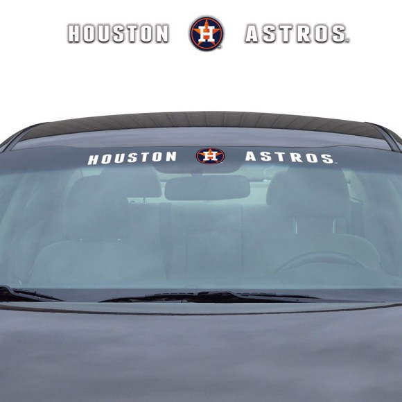 Picture of MLB - Houston Astros Windshield Decal
