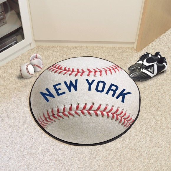 Picture of MLB - New York Yankees Retro Baseball Mat