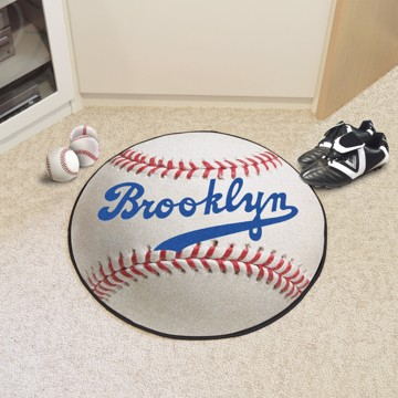 Picture of MLB - Brooklyn Dodgers Retro Baseball Mat
