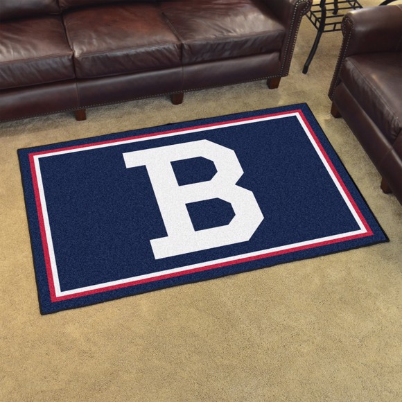 Picture of MLB - Boston Braves Retro 4x6 Rug
