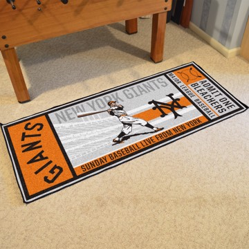 Picture of MLB - New York Giants Retro Ticket Runner