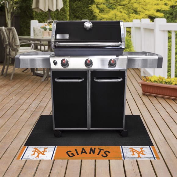 Picture of MLB - New York Giants Retro Grill Mat