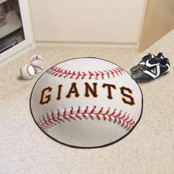 Picture of MLB - New York Giants Retro Baseball Mat