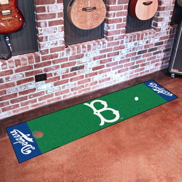 Picture of MLB - Brooklyn Dodgers Retro Putting Green Mat