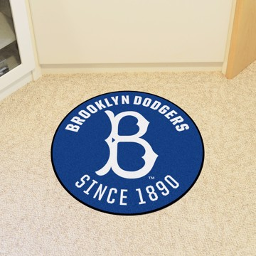 Picture of MLB - Brooklyn Dodgers Retro Roundel Mat