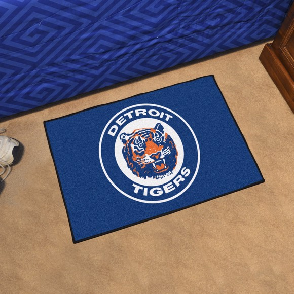 Picture of MLB - Detroit Tigers Retro Starter Mat