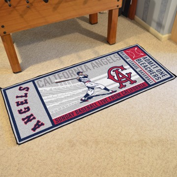 Picture of MLB - California Angels Retro Ticket Runner