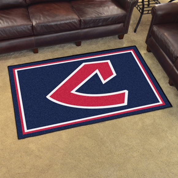Picture of MLB - Cleveland Indians Retro 4x6 Rug