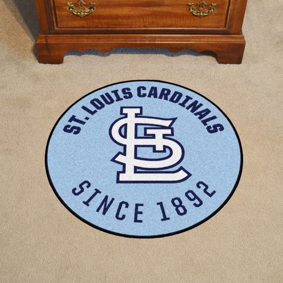 Picture of MLB - St. Louis Cardinals Retro Roundel Mat