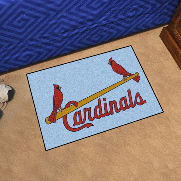 Picture of MLB - St. Louis Cardinals Retro Starter Mat