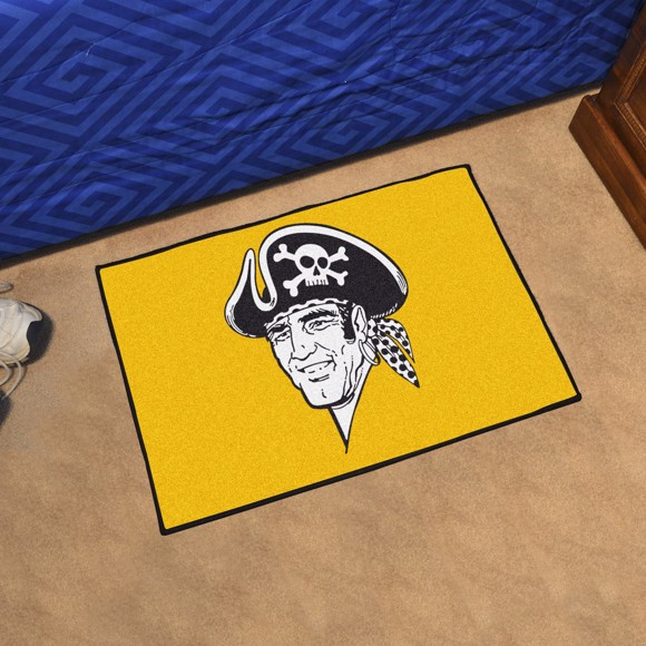 Picture of MLB - Pittsburgh Pirates Retro Starter Mat