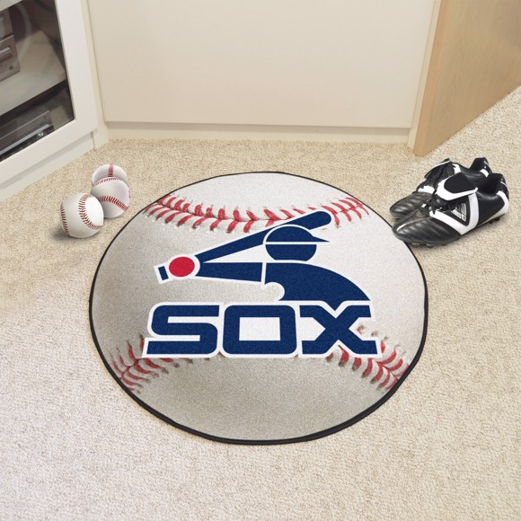 Picture of MLB - Chicago White Sox Retro Baseball Mat