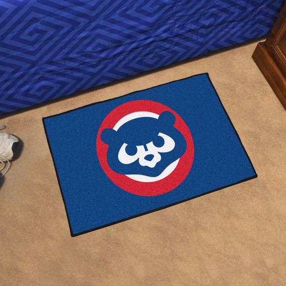 Picture of MLB - Chicago Cubs Retro Starter Mat