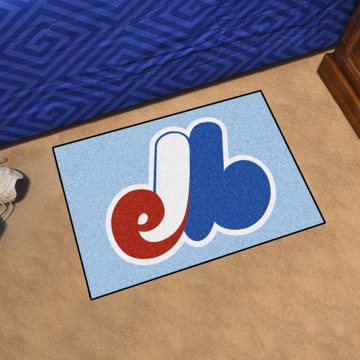 Picture of MLB - Montreal Expos Retro Starter Mat