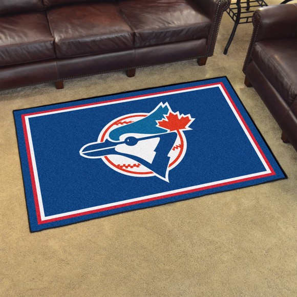 Picture of MLB - Toronto Blue Jays Retro 4x6 Rug