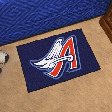 Picture of MLB - Anaheim Angels Retro Starter Mat