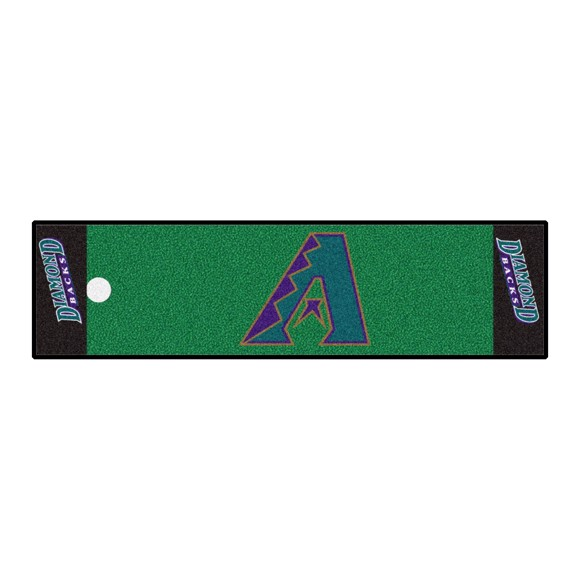 Picture of MLB - Arizona Diamondbacks Retro Putting Green Mat