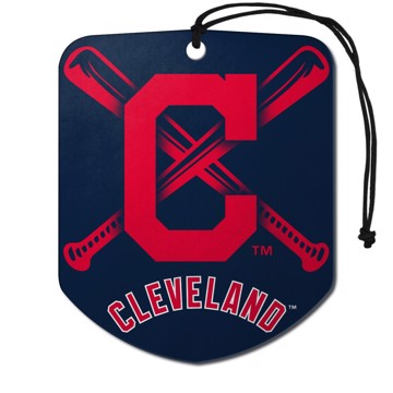 Picture of MLB - Cleveland Indians Air Freshener 2-pk
