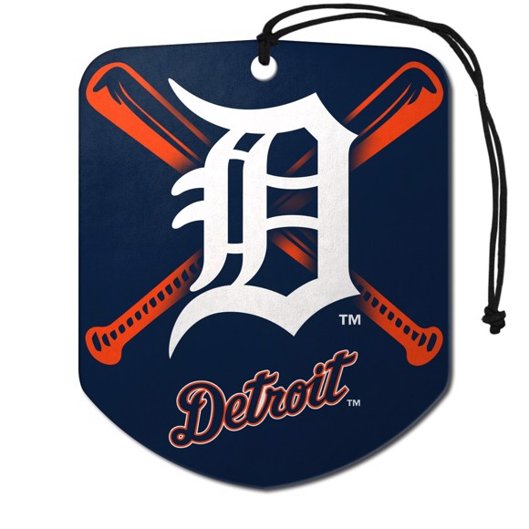 Picture of MLB - Detroit Tigers Air Freshener 2-pk