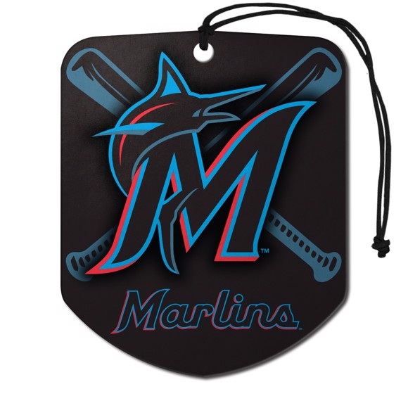 Picture of MLB - Miami Marlins Air Freshener 2-pk