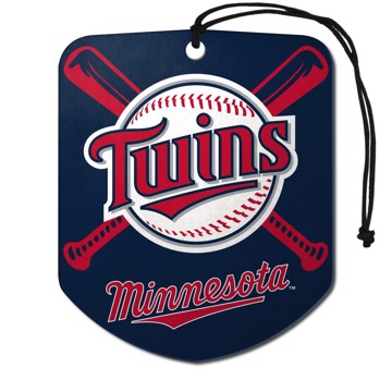 Picture of MLB - Minnesota Twins Air Freshener 2-pk