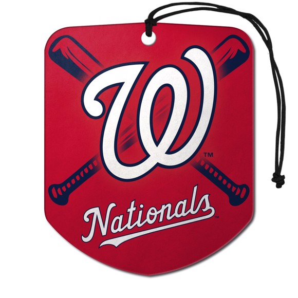 Picture of MLB - Washington Nationals Air Freshener 2-pk