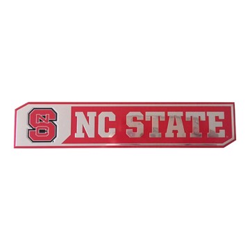 Picture of NC State Embossed Truck Emblem 2-pk
