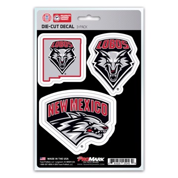 Picture of New Mexico Decal 3-pk