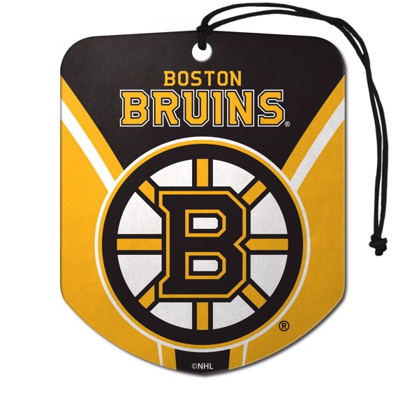 Picture of NHL - Boston Bruins Air Freshener 2-pk